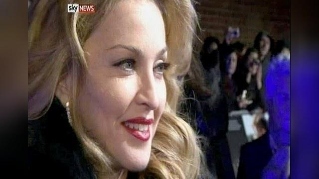Мадонна и скандал гомосексуалисты