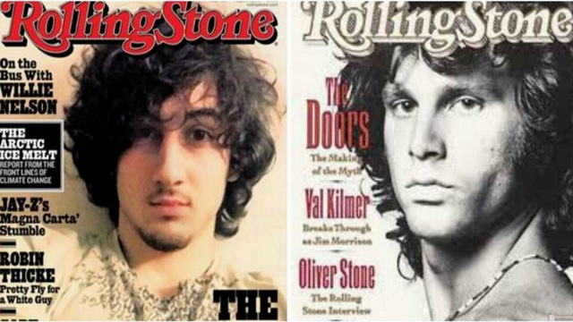 Daily Mail: Rolling Stone делает из Царнаева рок-звезду