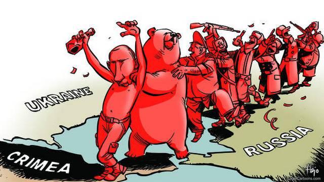 """Россия ввела санкции против чиновников Канады: """"Они взяли курс на поддержку правительства в Киеве"""" - Цензор.НЕТ 5541"""
