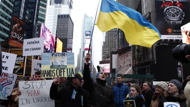 Американец предложил сделать Украину штатом США