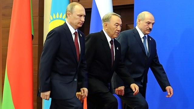 Global Post: Кремлю будет сложно сделать ЕвразЭС подобием СССР