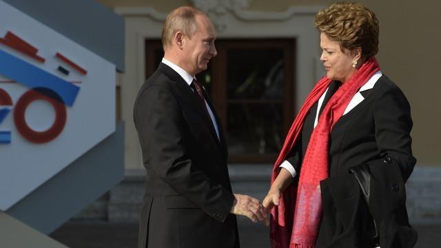 Путин решил плотно обосноваться «на заднем дворе» США