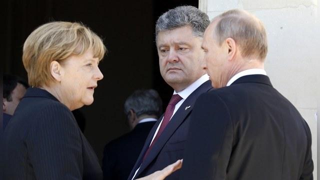 Independent: Меркель «отдаст» Путину Крым в обмен на теплую зиму