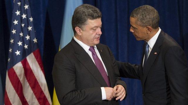 Конгресс США спросит с Порошенко за Украину