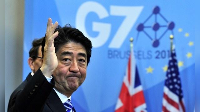 Премьер Японии встретится с Путиным подальше от американских глаз