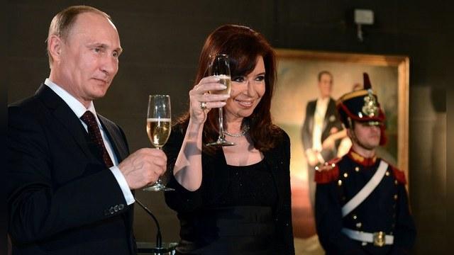 Fusion: Пока Обама занят Украиной, Путин действует на «заднем дворе» США