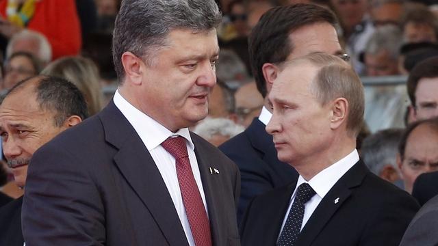 Порошенко: Встреча с Путиным состоится на следующей неделе
