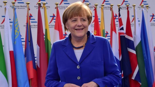 Из-за опоздания Путина отменена его встреча с Меркель