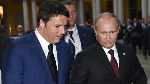 Il Giornale: Миланский форум показал, что политика санкций провалилась
