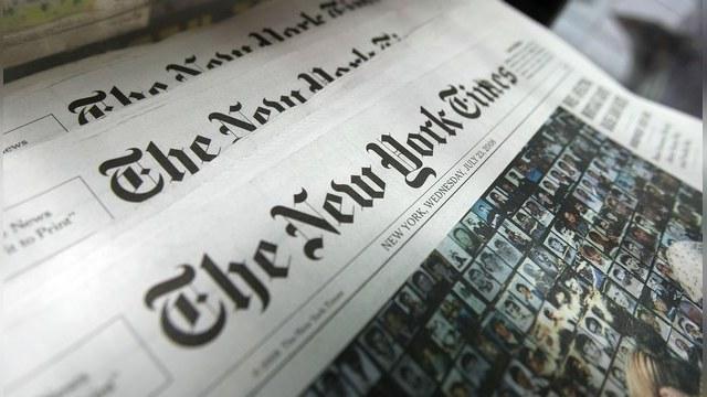 Consortiumnews: Американская пресса не способна достойно ответить Путину