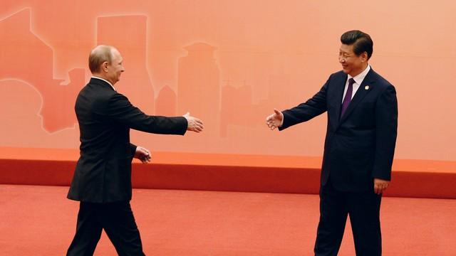 Diplomat: Сближение России и Китая - не временный брак по расчету
