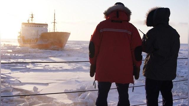 Daily Beast: В освоении Арктики России помогут ледоколы-гиганты