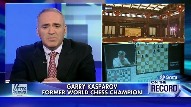 Гарри Каспаров: Путин будет воевать - у него нет другого выбора