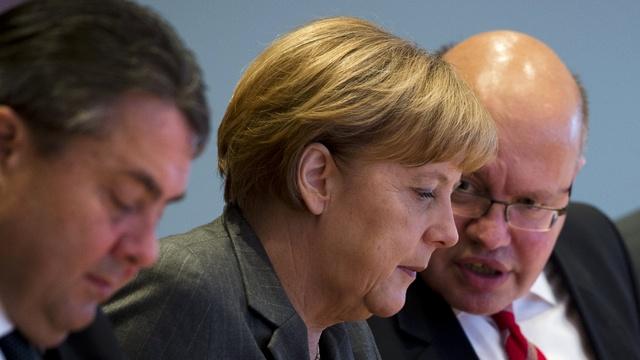 Немецкий бизнес отказывается страдать ради «европейских ценностей»