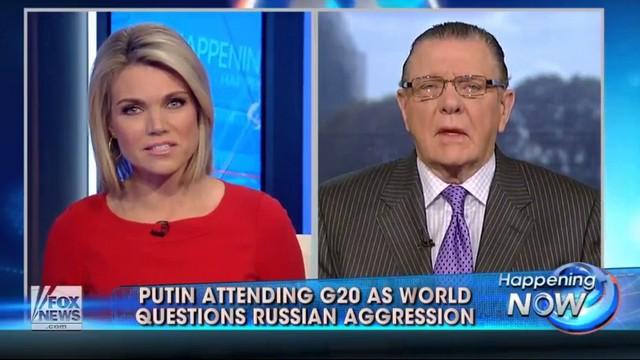 Fox: Путин ведет «психологическую войну» при помощи «древних самолетов»