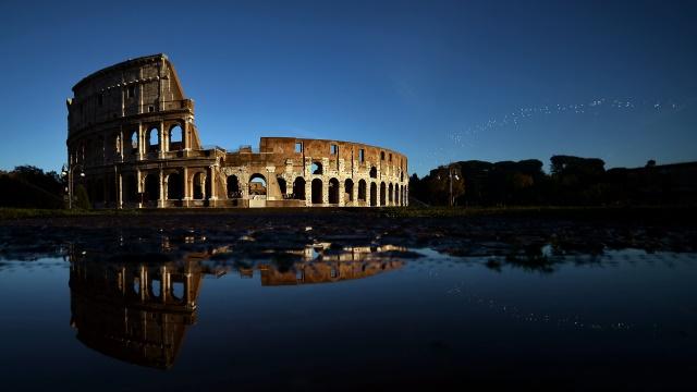 Преступление россиянина против Колизея осталось без наказания