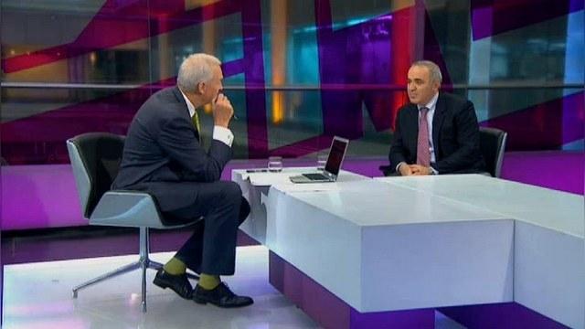 Каспаров: Россия не простит Путину «длинных» санкций