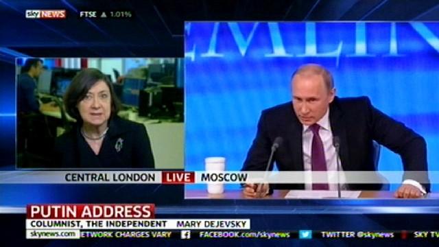 Sky News: Путин впервые признал влияние санкций на ситуацию в России