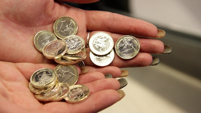 Washington Post: Введя евро, Литва ступила на борт тонущего «Титаника»