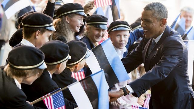 Yle: Любовь к Америке эстонцам прививают со школьной скамьи