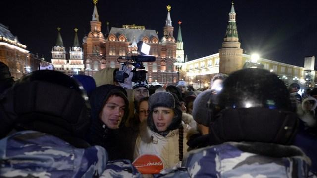 Комментарий: Российской оппозиции остается только ждать