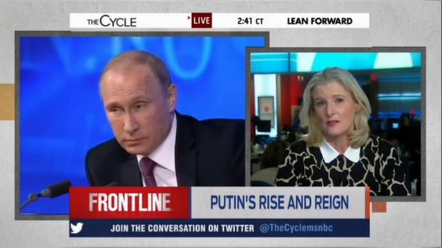 MSNBC: Обаятельный Путин превратил коррупцию в систему