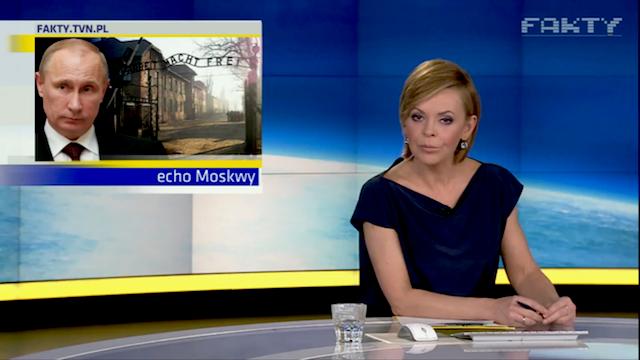 TVN24: Россия оскорблена тем, что поляки пригласили Меркель, а не Путина