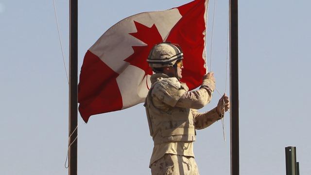 AgoraVox: Вашингтон готовит канадскую армию к войне на Украине