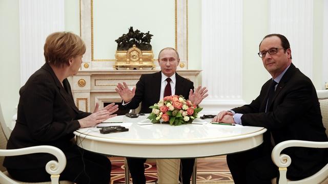 Time: Путин в шаге от победы на Украине