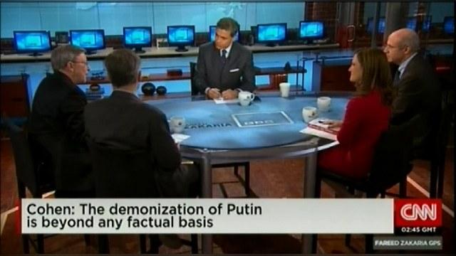 Коэн: Демонизируя Путина, США на всех парах мчатся к войне с Россией