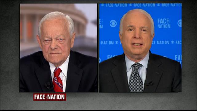 Маккейну стыдно за Америку - она до сих пор не вооружила Украину