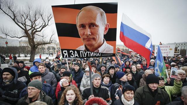 Немецкий политик: Путинская Россия опьянена национальным самосознанием