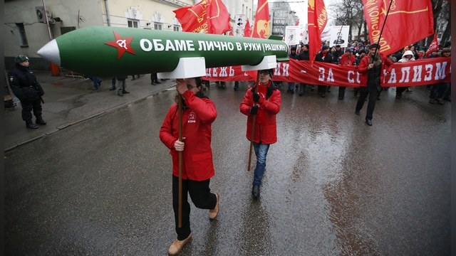 Washington Post: В России Америку ненавидят сильнее, чем в СССР
