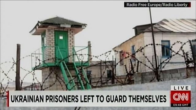 CNN: Заключенные в Дебальцеве предпочли нежданной свободе тюрьму