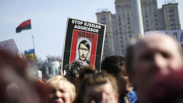 OpEdNews: Называя Путина Гитлером, Запад рискует получить в ответ