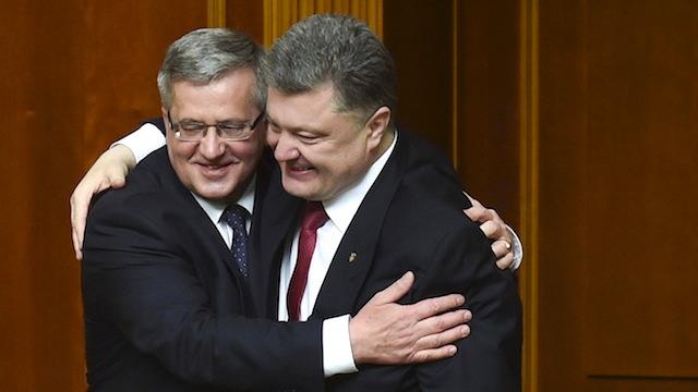 Gazeta Wyborcza: Польша согласна ввести миротворцев в Донбасс
