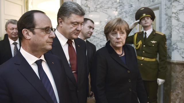 FT: Европа торопит Киев с выполнением «Минска-2» – чтобы не злить Россию