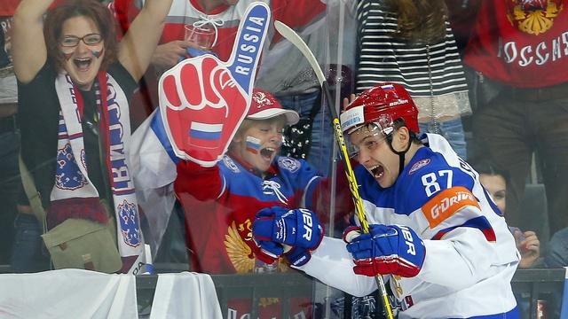 Россия вышла в финал чемпионата мира по хоккею — ИноТВ