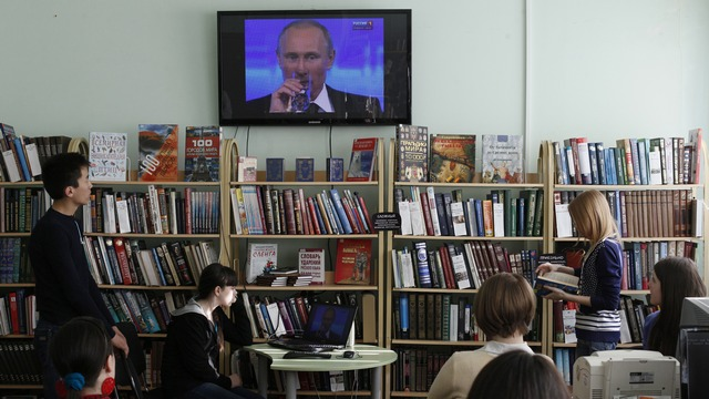 Анатомия информационной войны: как работает российская пропагандистская машина и как ей противостоять