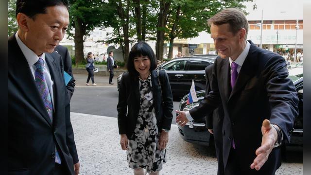 Mainichi: В Японии Нарышкин ударил американцев по больному месту