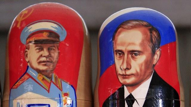 LA Times: Путин вновь «восхищается» Сталиным — вместе с россиянами — ИноТВ
