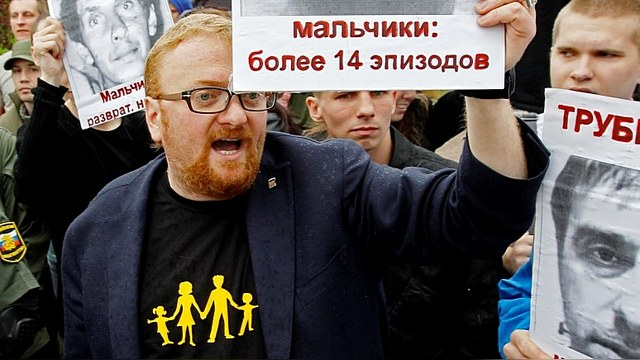 Милонов предложил оградить россиян от «вредной» «Игры престолов»
