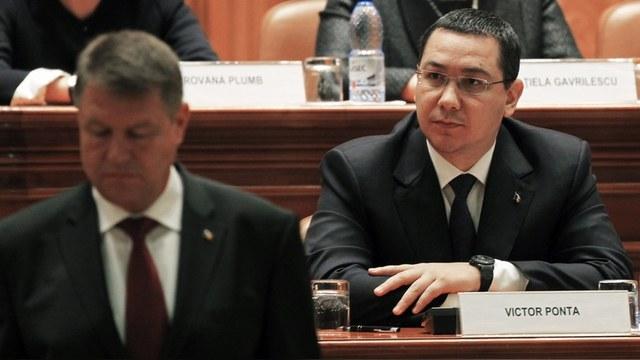 DWN: Президент Румынии поссорился со своим премьером из-за Путина