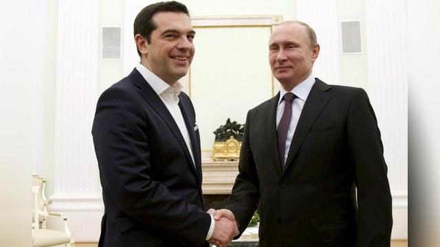 FP: Плохие новости для НАТО - Путин может стать кумиром греков