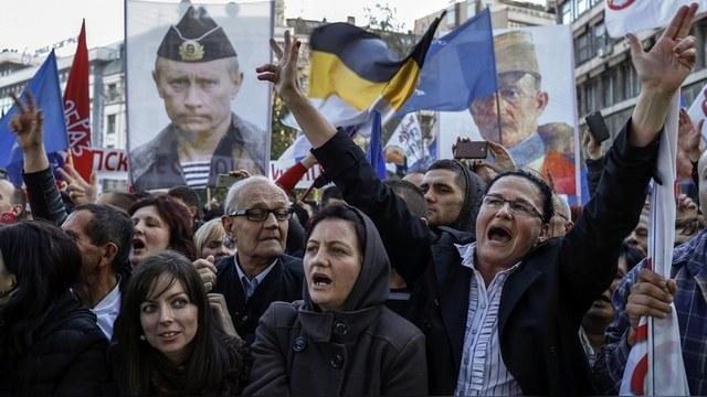 для сербы не хотят в ес Брянске