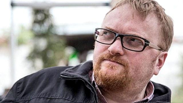 Daily Telegraph: Депутат Милонов объявил войну Facebook за поддержку геев