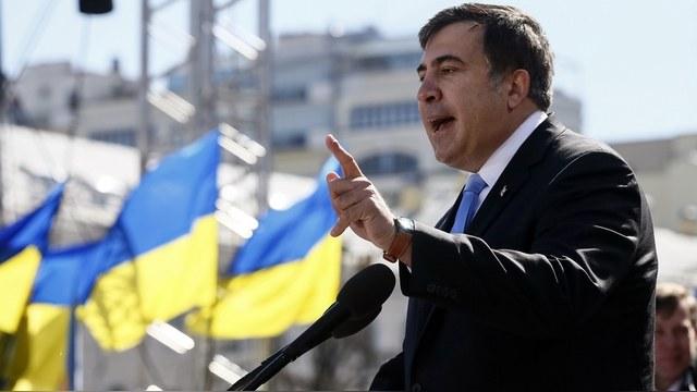 Саакашвили признался  в интервью ВВС, кто спонсирует его проекты