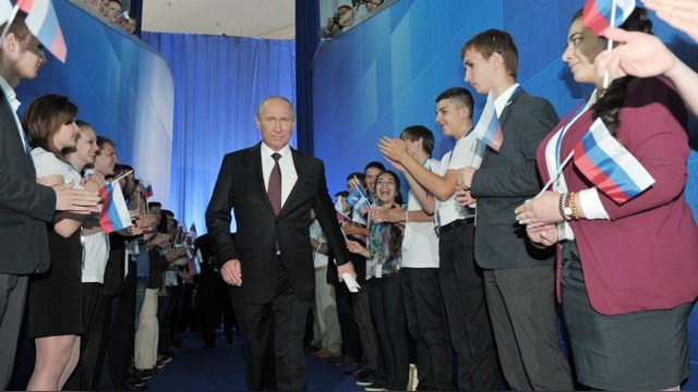 National Interest: Политику Путина по Украине поддерживает даже оппозиция