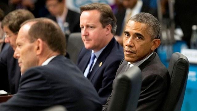 Bloomberg: Украинцы заподозрили Обаму в сговоре с Путиным