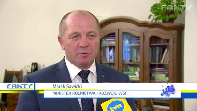 Польский министр призвал Путина не давить «нужные россиянам» продукты